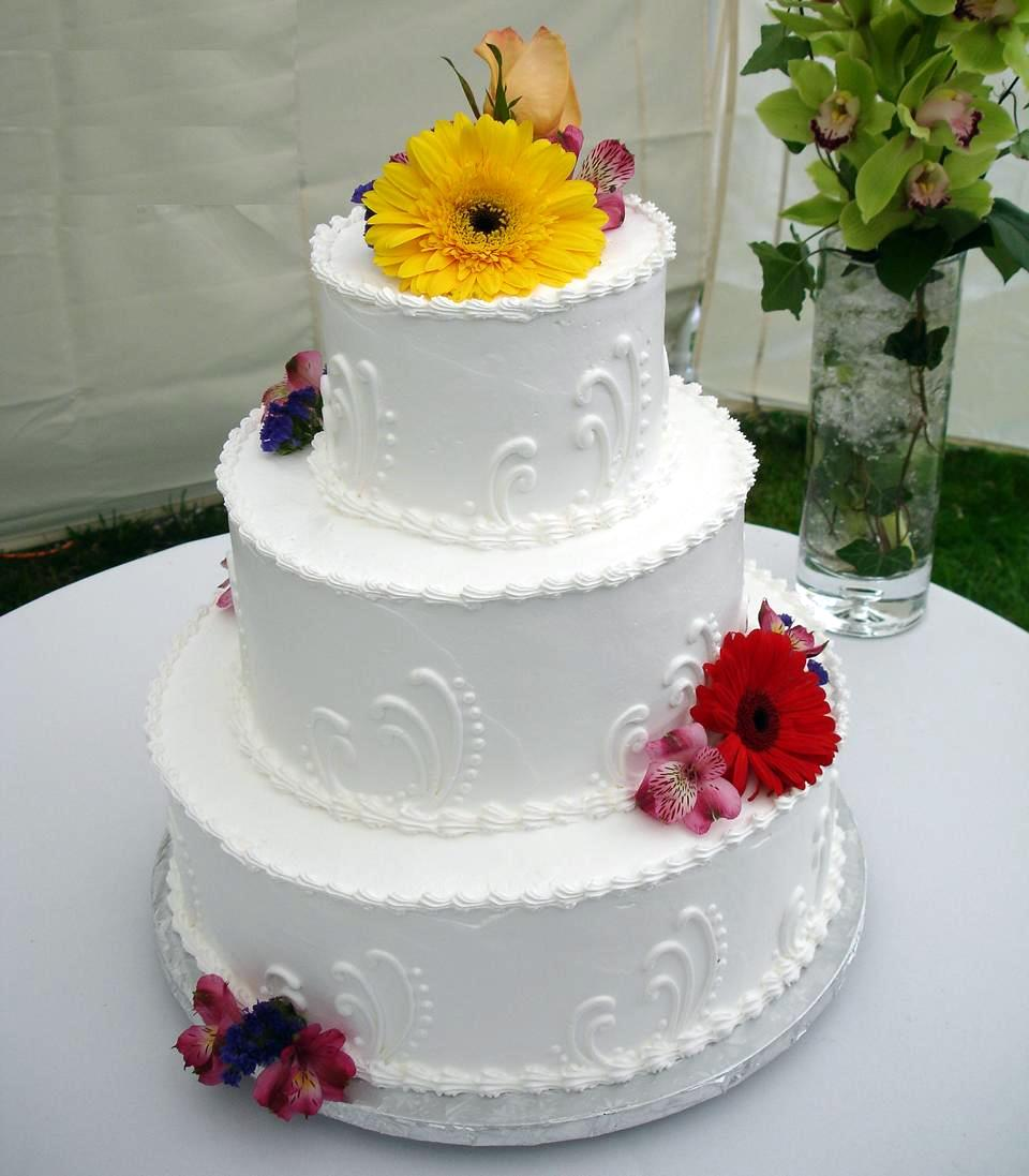 Wedding Cakes - Sierra Leone Wedding