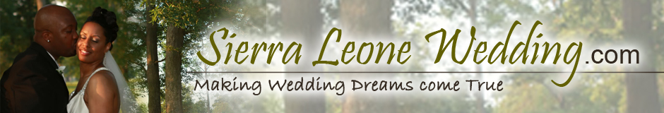 Sierra Leone Weddings