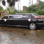 Wedding Limo and Wedding Car Hire